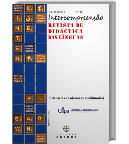 Intercompreensão n.º 16  Literacias académicas multimodais